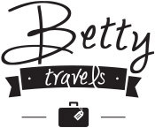 Betty travels