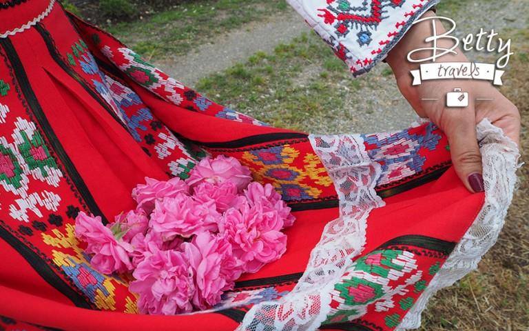 Rose festival in Bulgaria