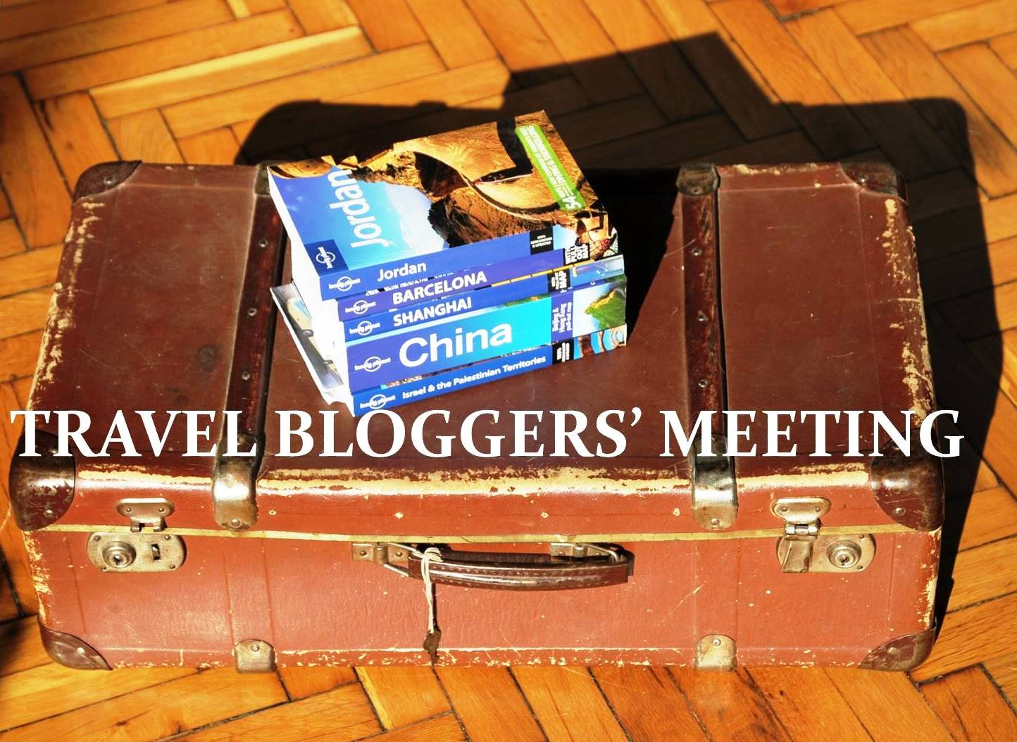 TRAVEL BLOGERS MEETING