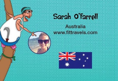 Australian blogger