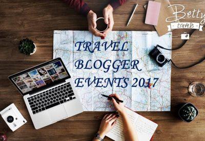 travel blogger events