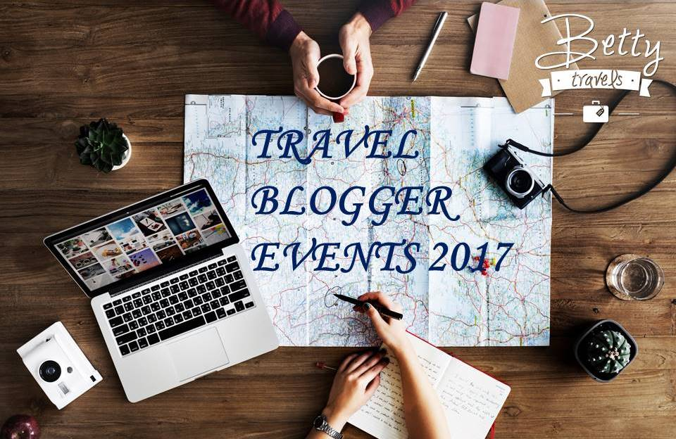 travel blogger events