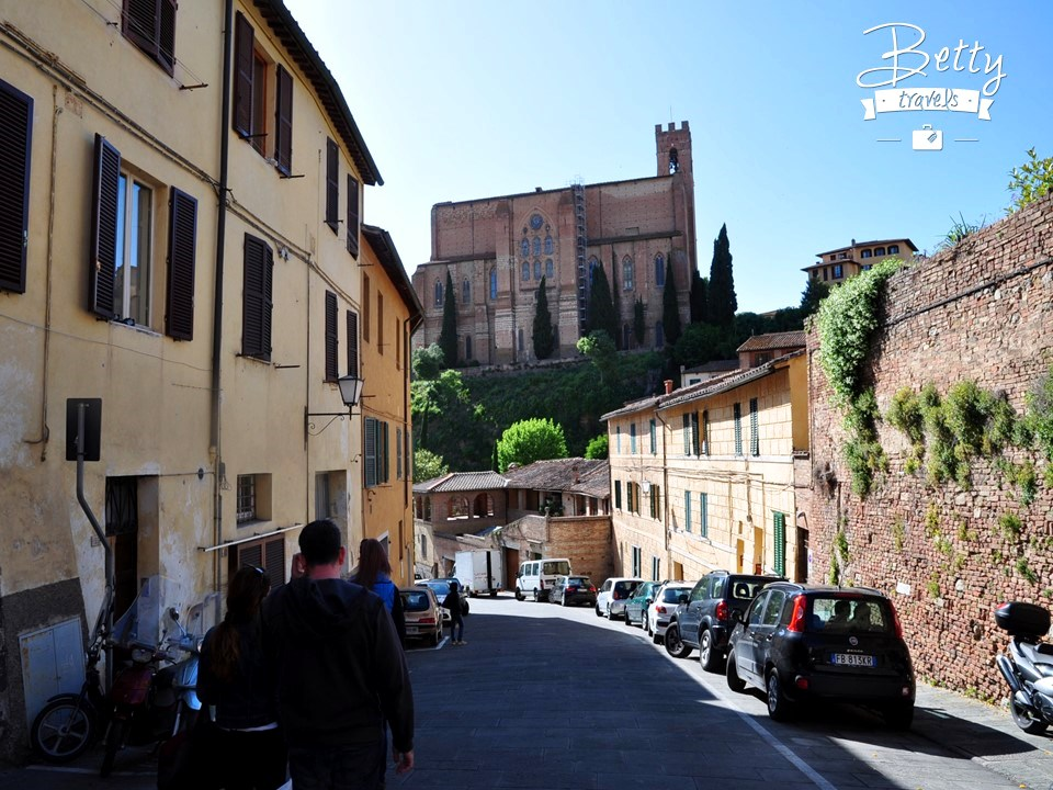 The streets of Tuscany 04