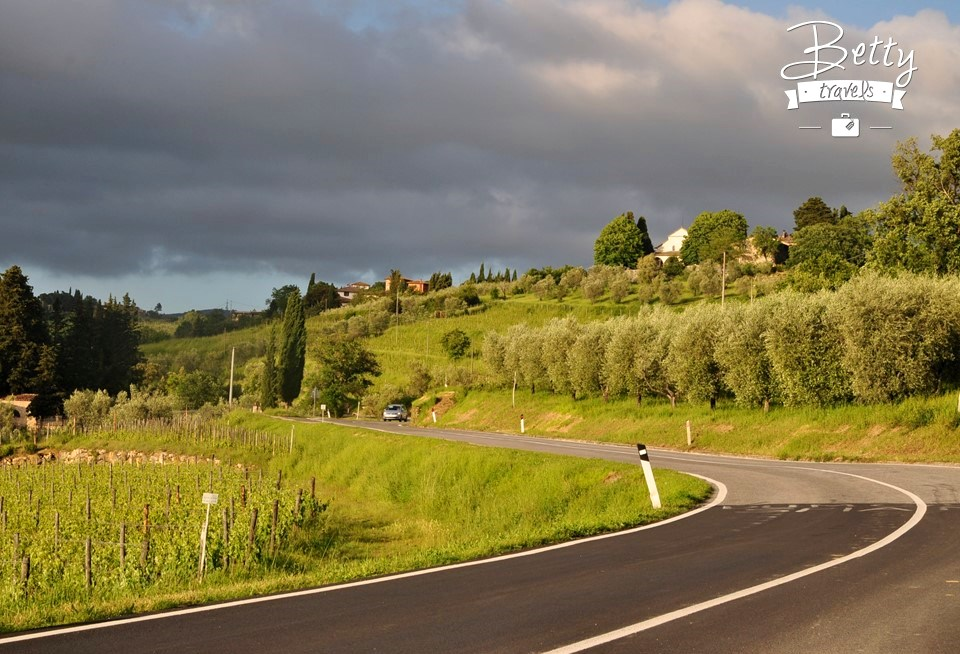 The streets of Tuscany 05